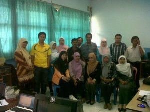 MGMP KKPI di SMKN 1 Bukittinggi