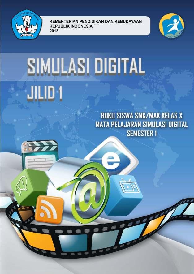 Buku Simulasi Digital Jilid 1